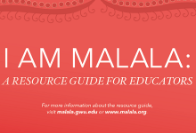 I Am Malala: A Resource Guide for Educators promotional video