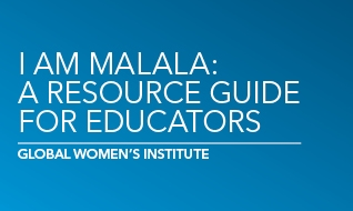 I am Malala: A resource guide for educators